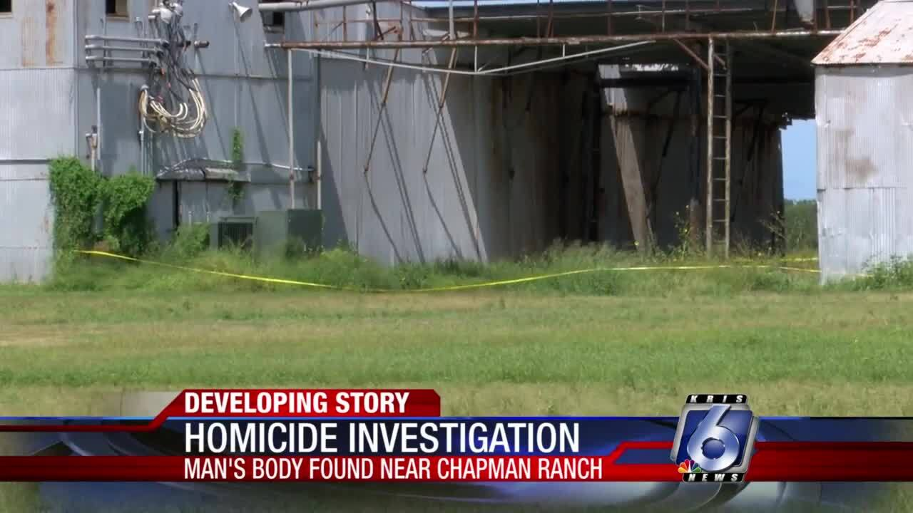 Chapman Ranch investigation