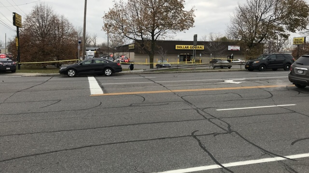 Police investigate shooting near Dollar General