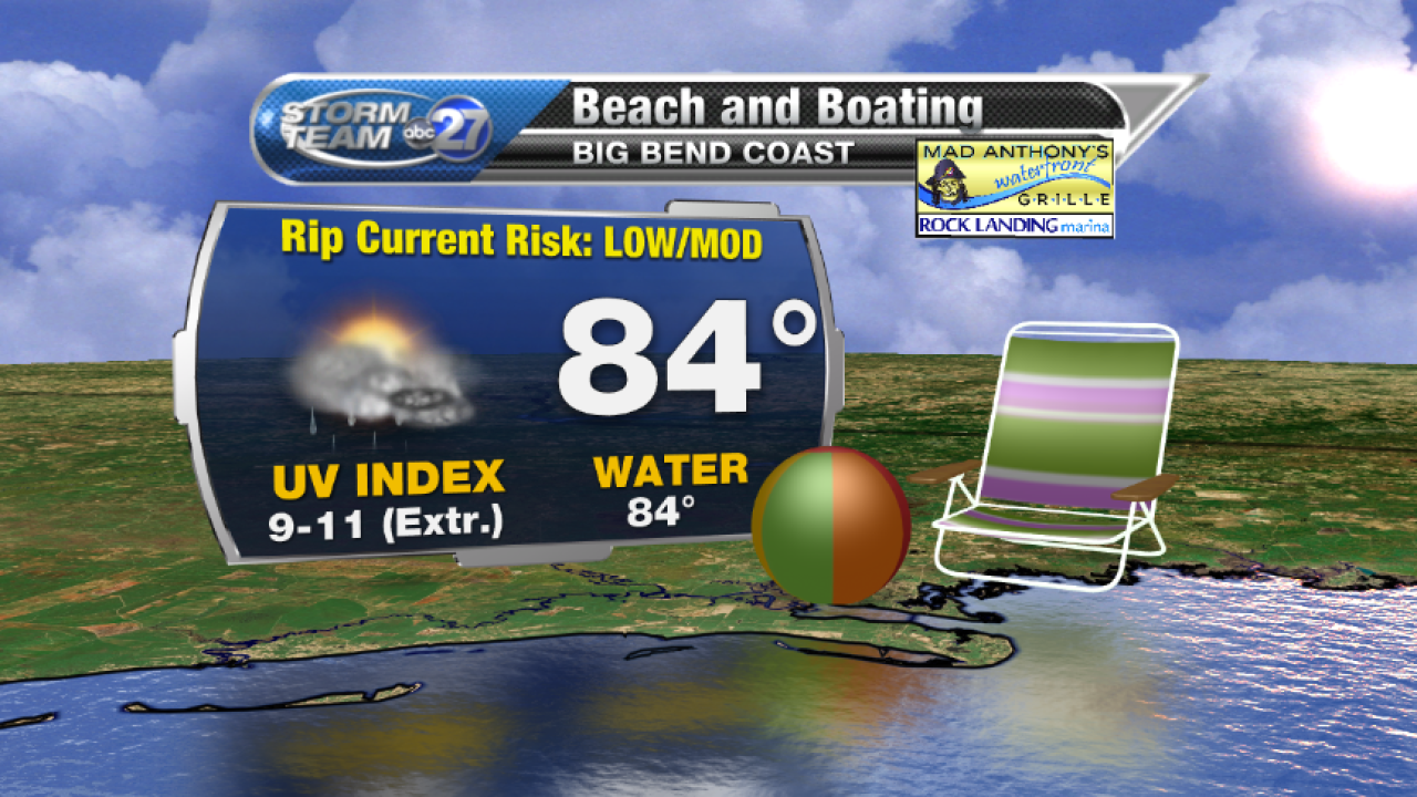 Beach and Boating forecast B (07/17/2017)