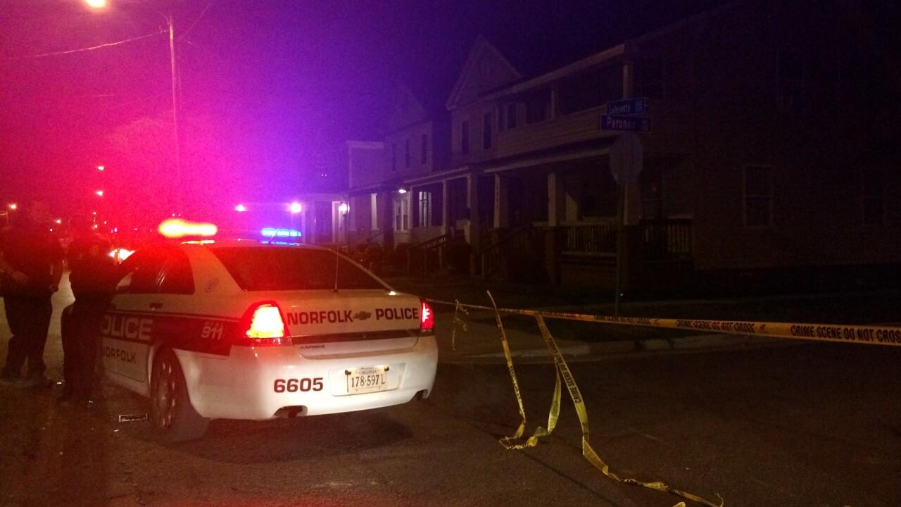 Police identify man killed in Norfolkshooting