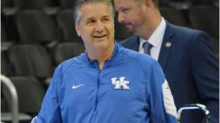 Kentucky Men's Basketball Sets Exhibition Slate