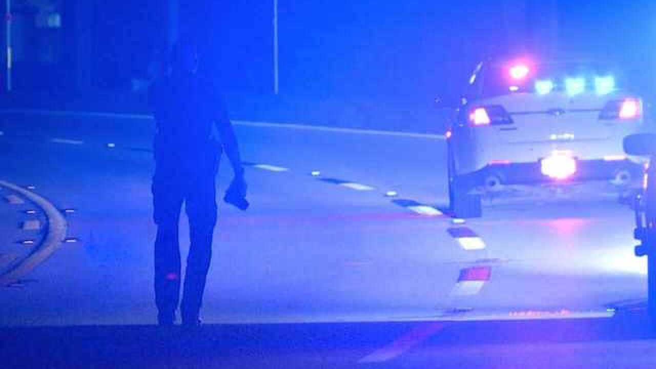 Bicyclist killed while riding on sidewalk