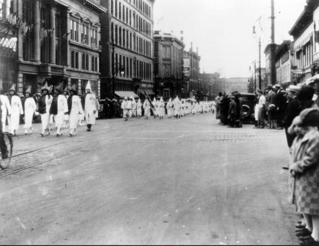 Photos: Ku Klux Klan in Colorado in the 1920s