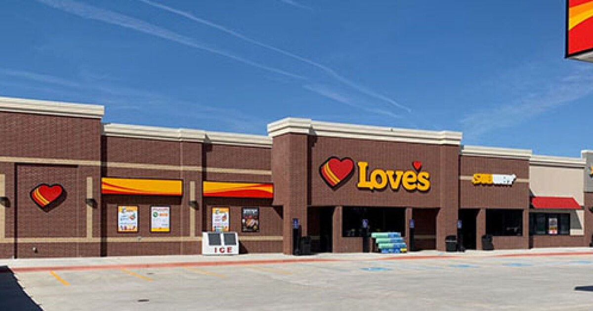 Love's Travel Stops opens in Illinois and Michigan