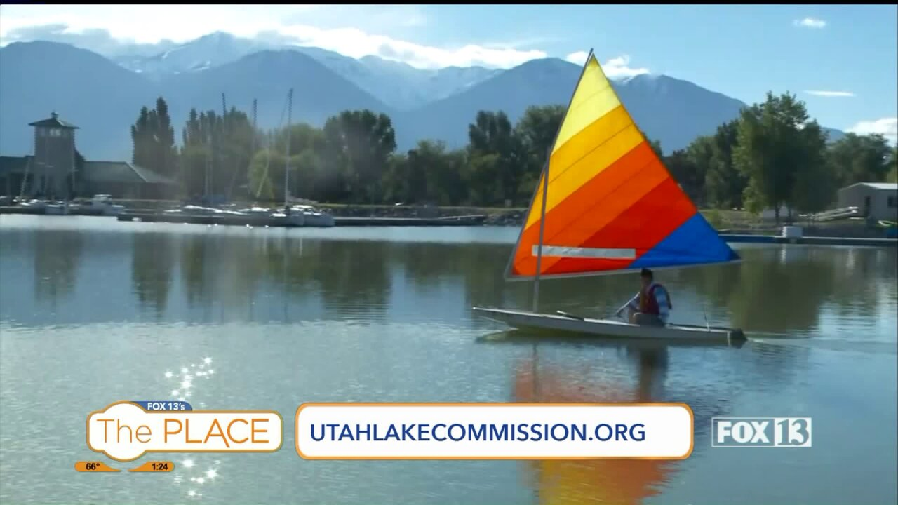 Free activities at Utah Lake State Park celebrates outdoor recreation