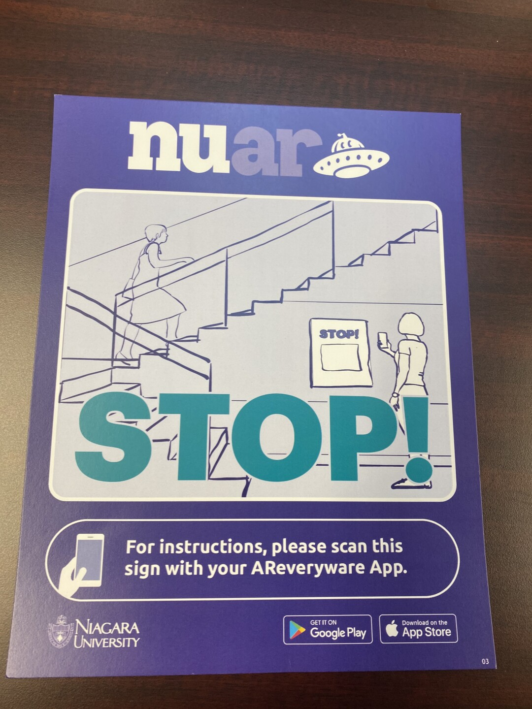 NUAR Sign