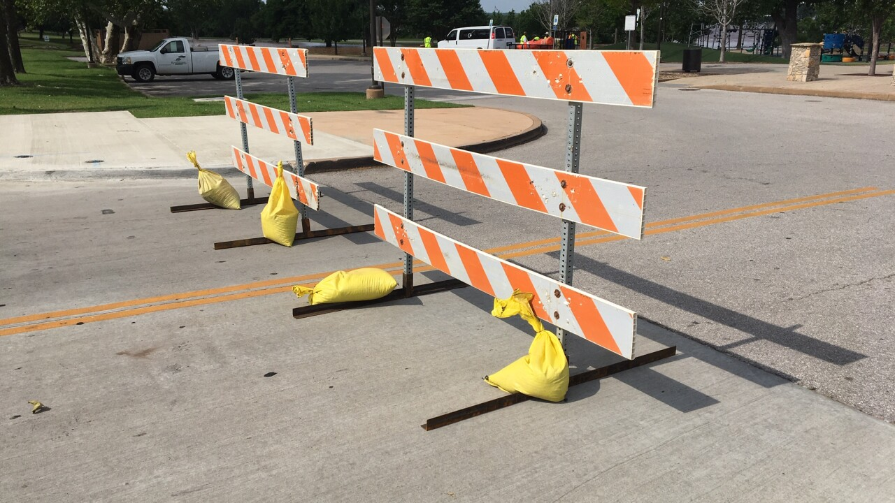 LIST: Highway closures due to flooding May 25