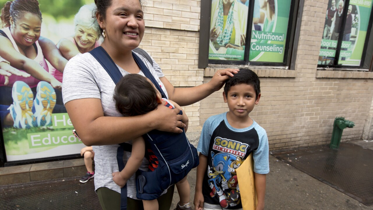 Immigration Childrens Shelters New York