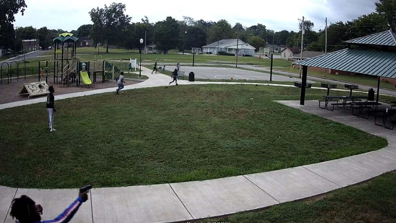 hopkinsville playground shooting