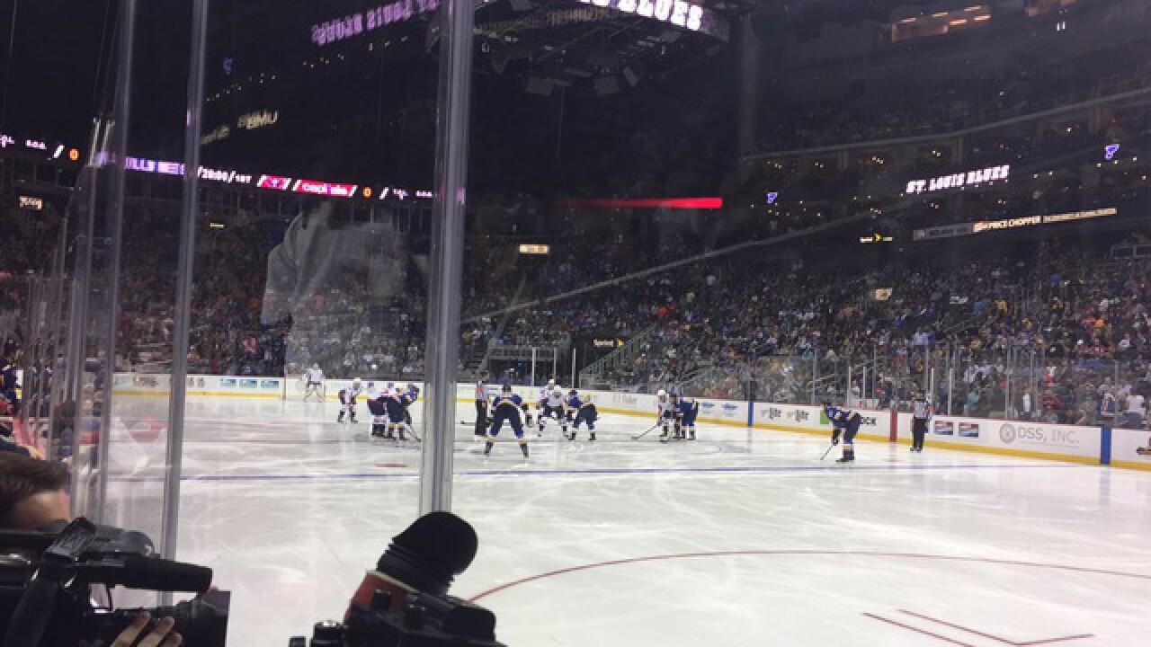 Fans hope for NHL, NBA team at Sprint Center