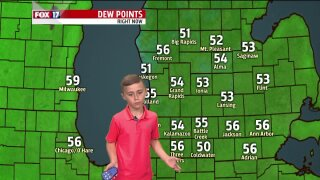 Meet Cooper, our May Weather Kid