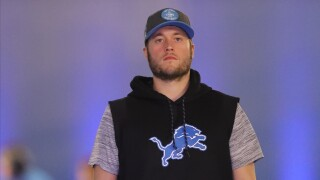 Matthew_Stafford_Green Bay Packers v Detroit Lions