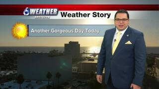 Juan Acuña's weather for Sept. 24, 2021