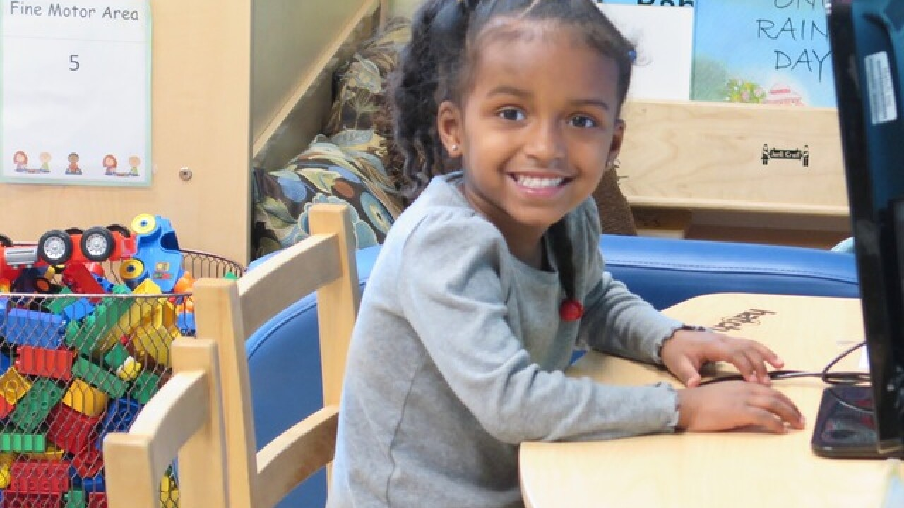 How this child care center helps kids, parents