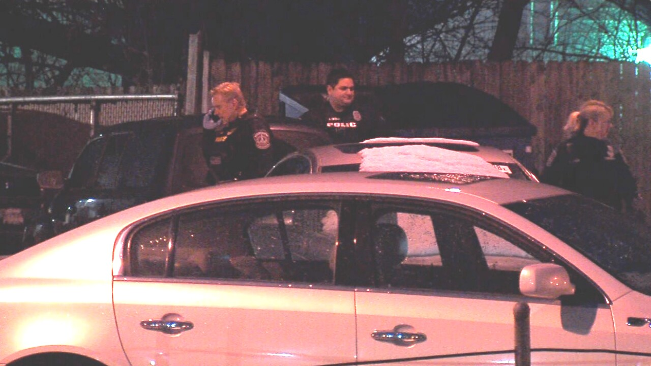 Federal Raids are underway Friday morning in Indianapolis