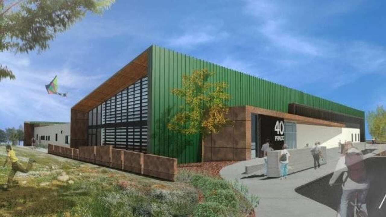 40 Prado Warming Center in San Luis Obispo to open Sunday night due to weather