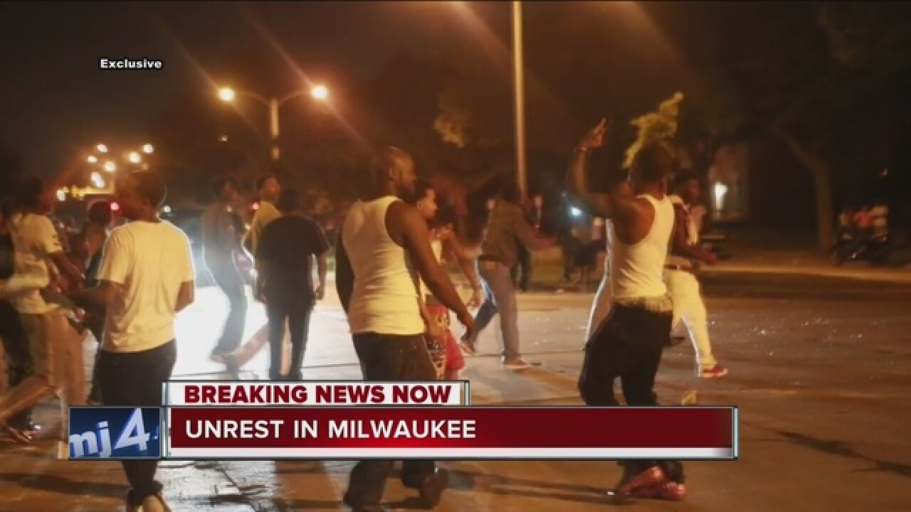 Violent night leads to 17 arrests, many injuries