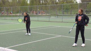 Perfect pair: Gigi Montague, Annie Woods unstoppable doubles tandem
