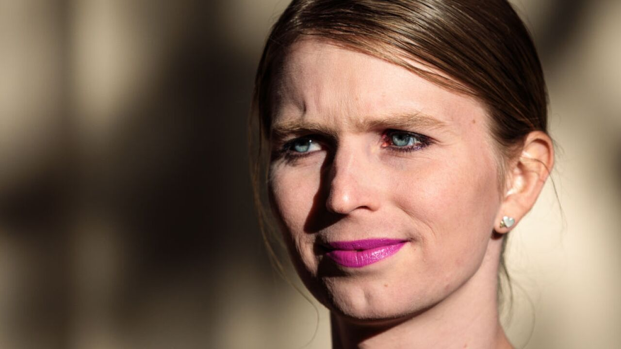 Chelsea Manning says she doesn't know if she'll be jailed again after refusing to testify about WikiLeaks