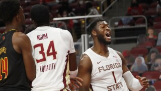 Gray Leads Noles to Fourth Straight Win over Louisville