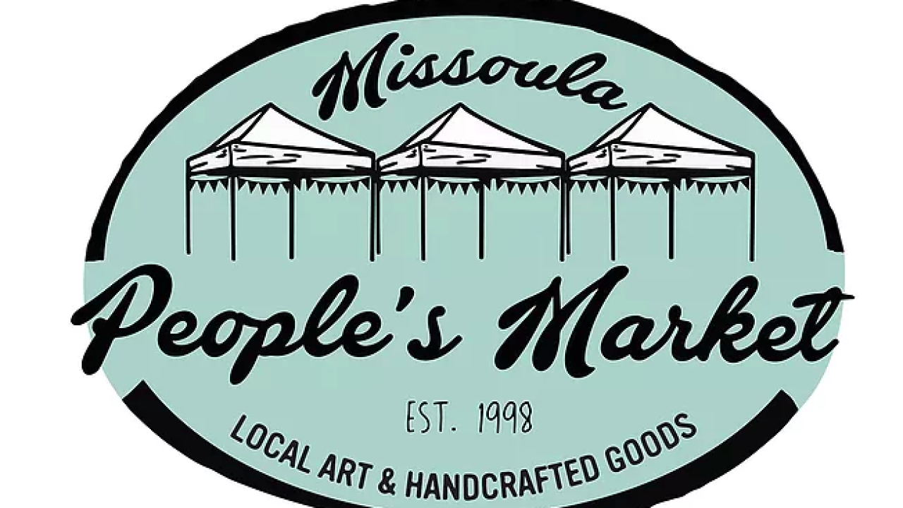 Missoula People's Market Logo