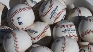 MLB Political Contributions Baseball