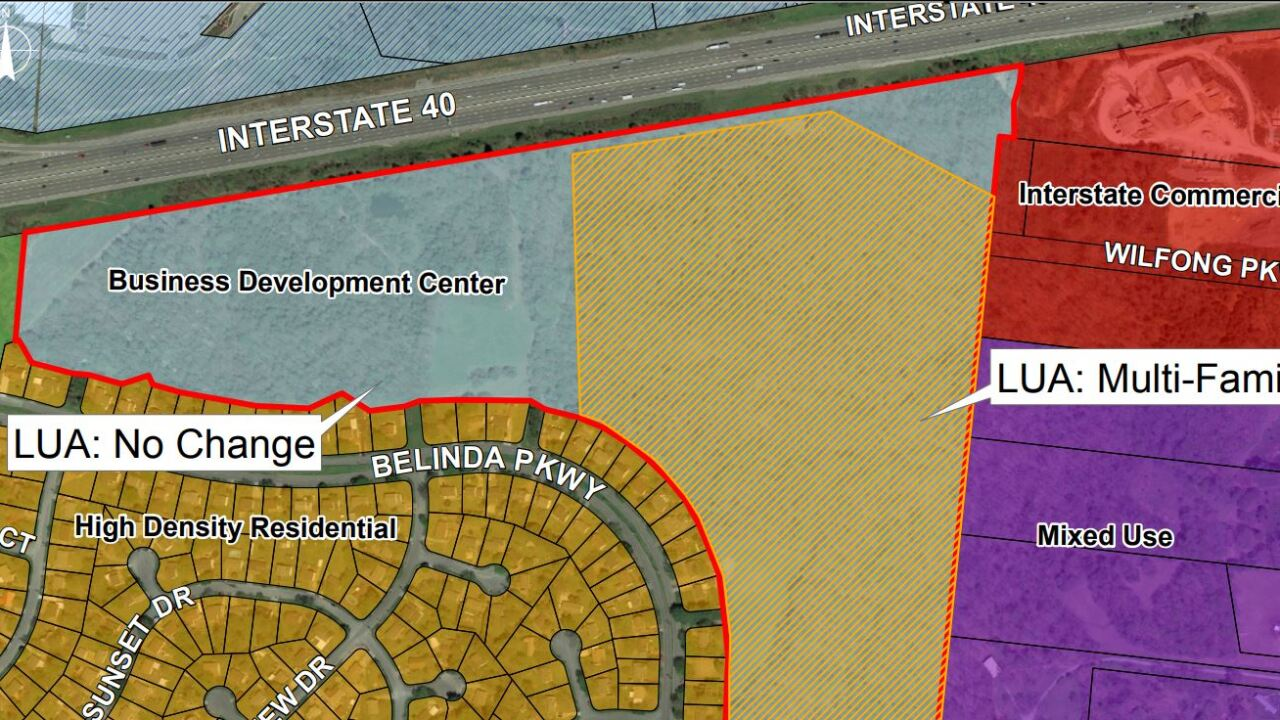Belinda City Proposal