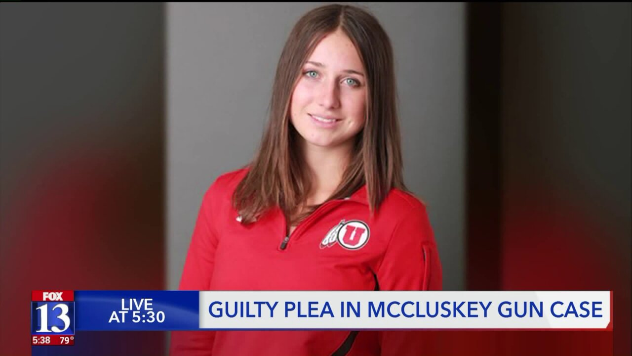 Man who lent gun to Lauren McCluskey's killer pleadsguilty