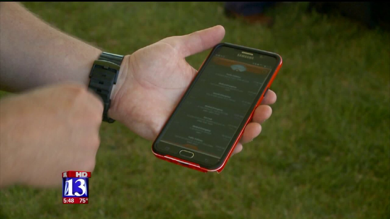 A new app could save lives in Utah County