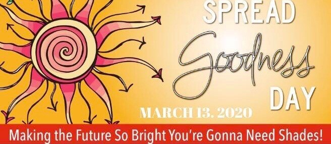 3rd Annual Spread Goodness Day