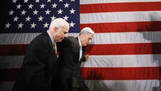 John McCain, John Warner