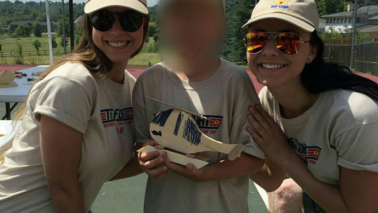 Outrage over Hooters, Cub Scout camp pairing
