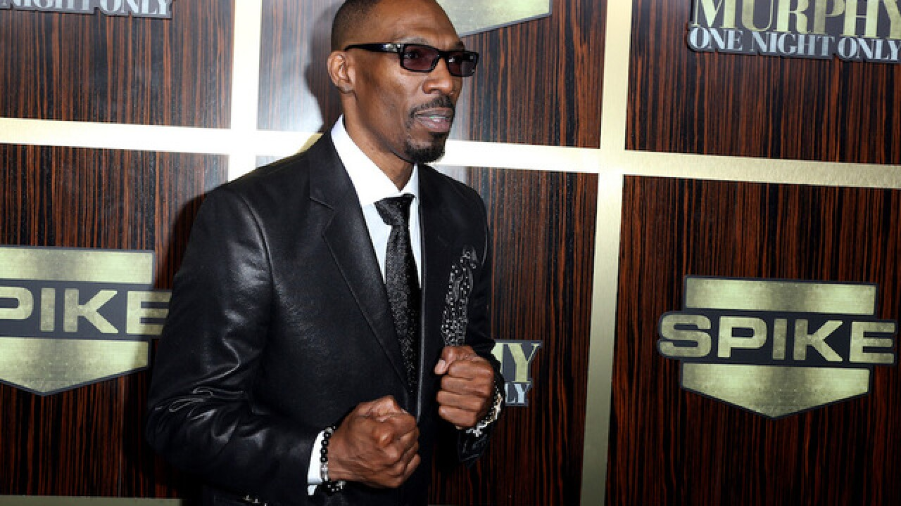 Comedian Charlie Murphy dead at 57