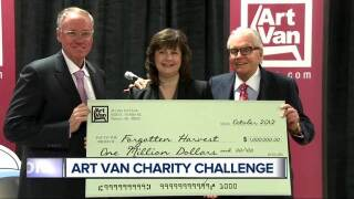 Art Van Charity Challenge