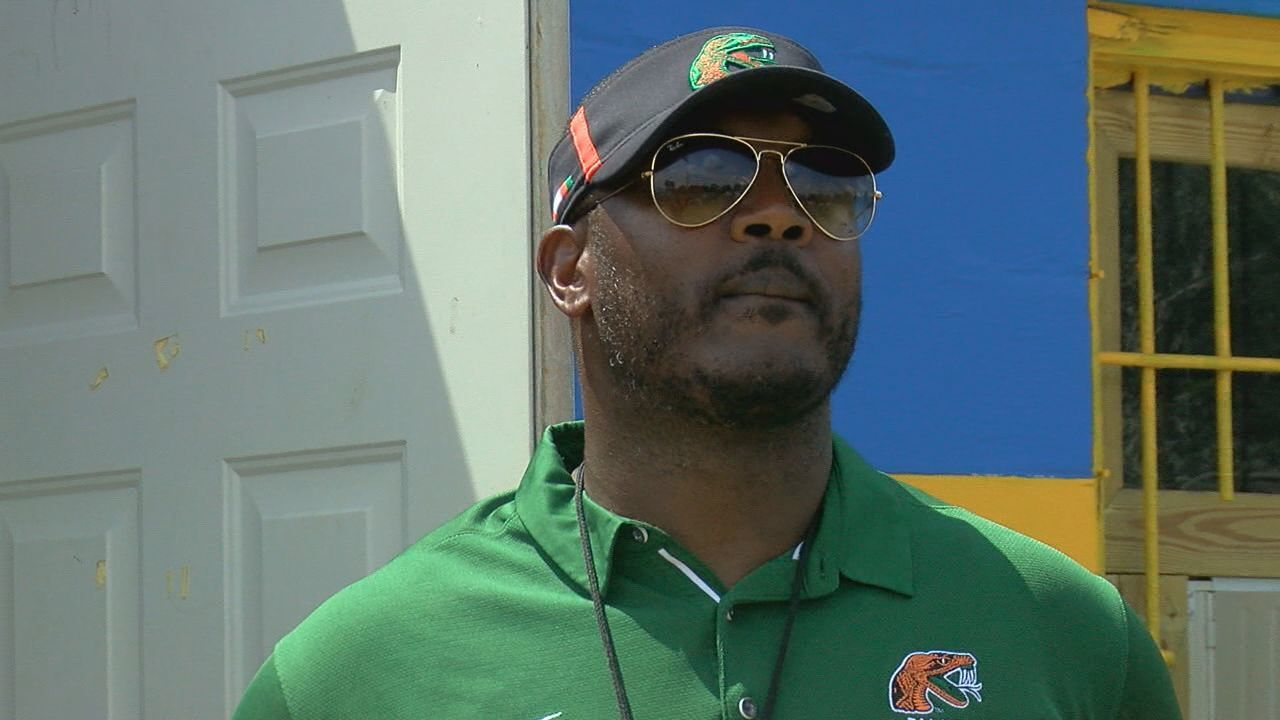 Florida A&M Hosts First Fall Scrimmage in Quincy