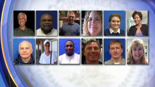 Here are the 12 victims killed in the Virginia Beach massshooting