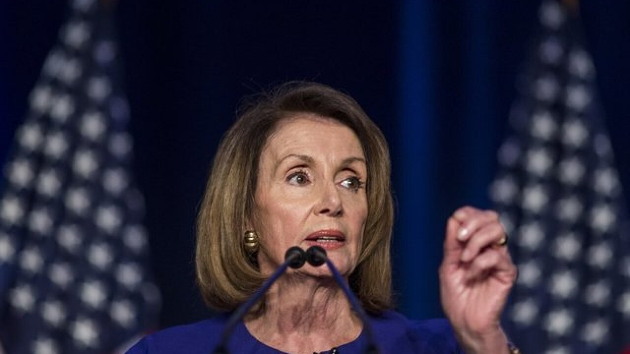 Pelosi picks up support from progressives, incoming freshmen