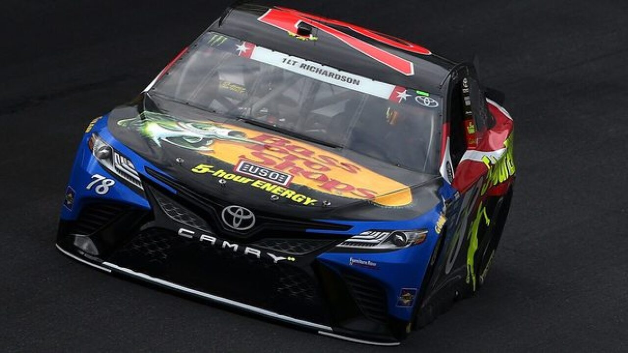 Denver S Furniture Row Racing Team Finished 2nd At The Coca Cola 600