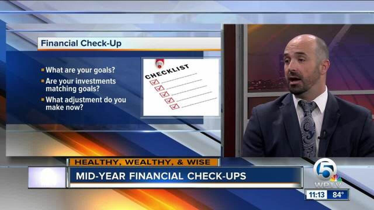 Mid-year financial check-up advice