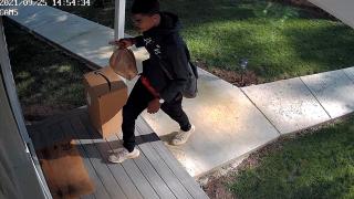 Boulder burglar