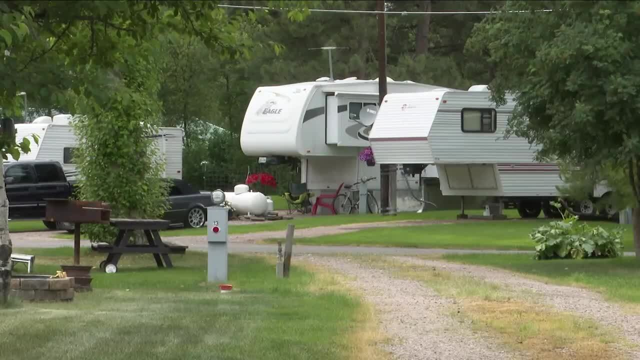 camping campground
