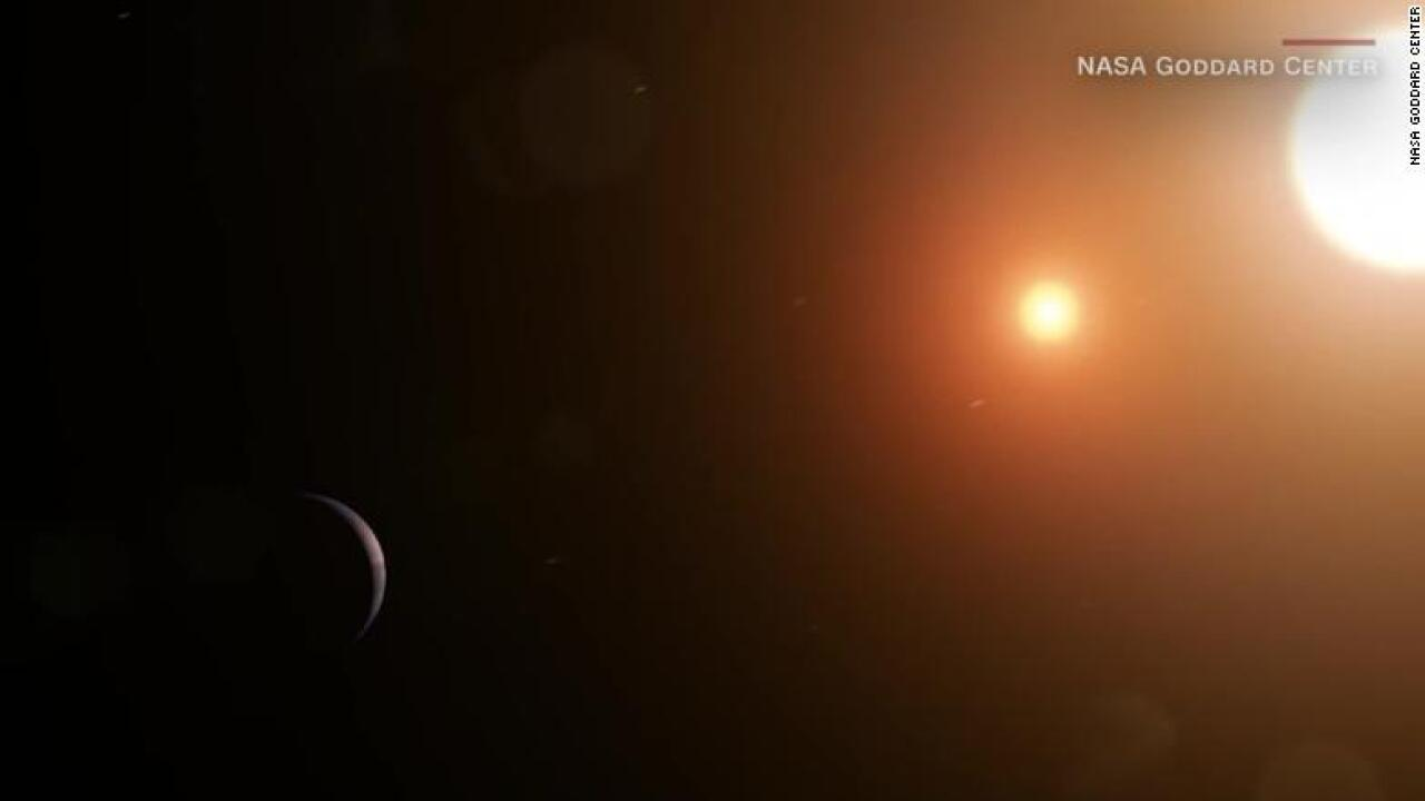 High school student discovers new planet with two suns 3 days into NASA internship