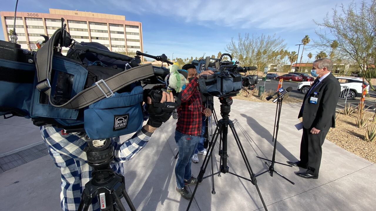Jeremy Chen is reporter at KTNV 13 Action News and produces stories on a variety of platforms including TV, KTNV.com, on-demand streaming services and the station's social media accounts.