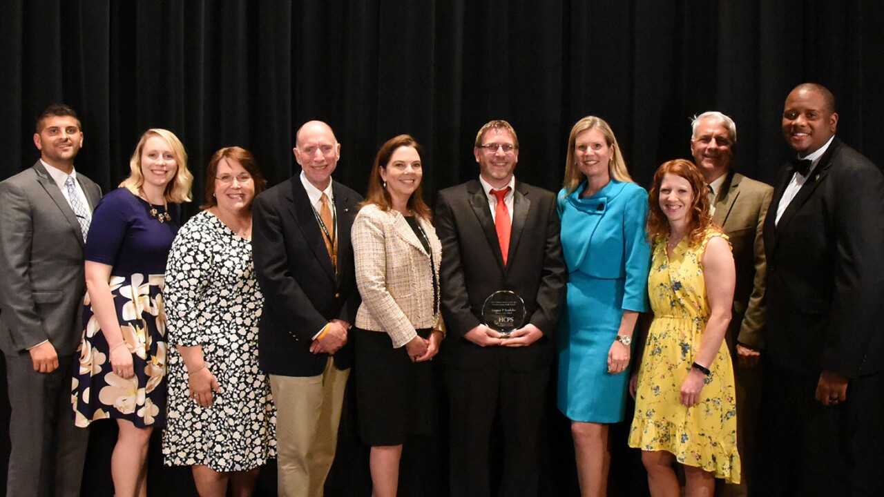 Henrico Schools honor teachers of the year