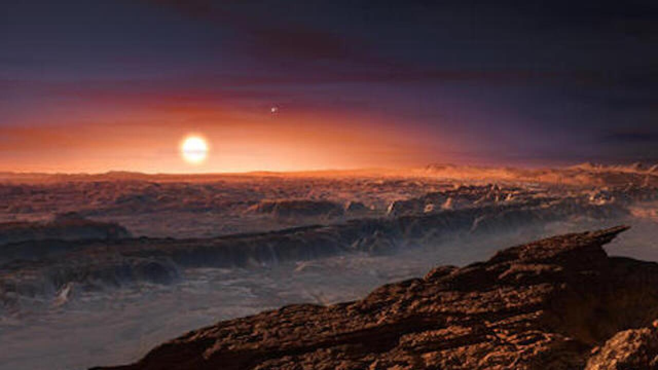 Extra-terrestrial life could be closer than you think