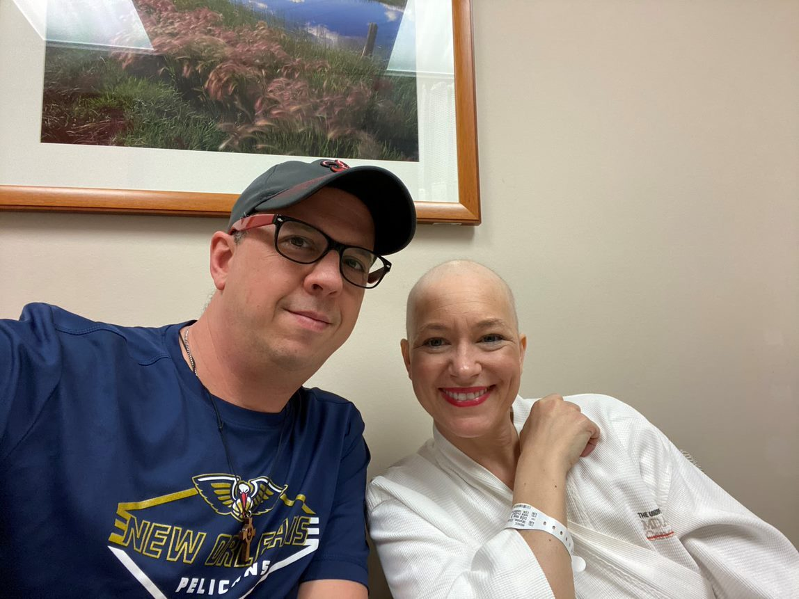 Acadiana woman pushes for early detection
