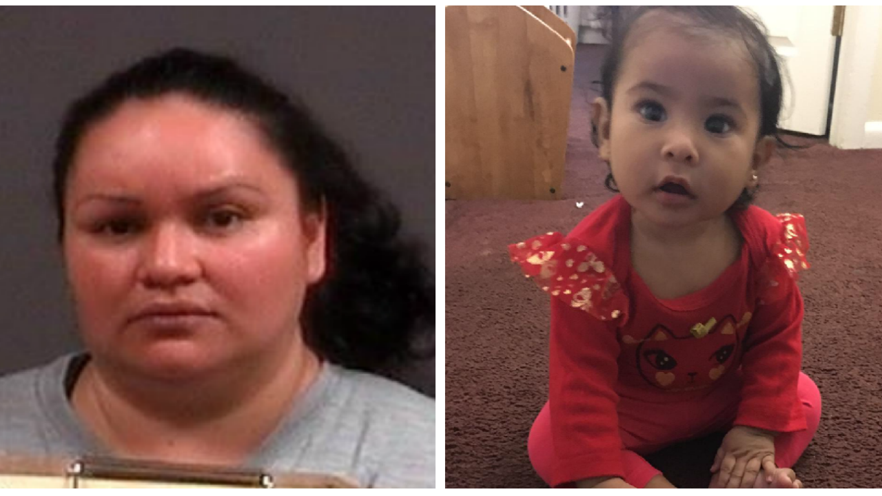 Babysitter accused of murdering Chesterfield baby released on bond