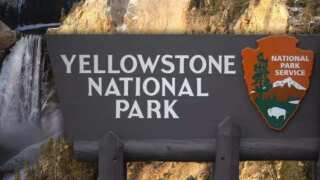 Yellowstone National Park is closed to all visitors until further notice