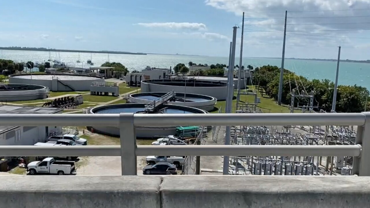 The Fort Pierce Utilities Authority's wastewater treatment plant sits on the Indian River Lagoon.jpg