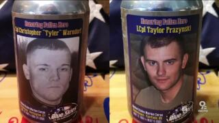 New brew honors, raises money for fallen soldiers.jpg